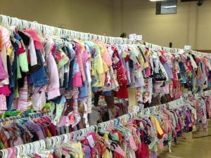 Be part of the Ultimate Children's Consignment Sale